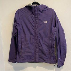 The North Face Purple Rain Coat HyVent DT